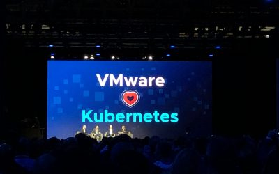 VMworld Barcelona 2018 Day 3