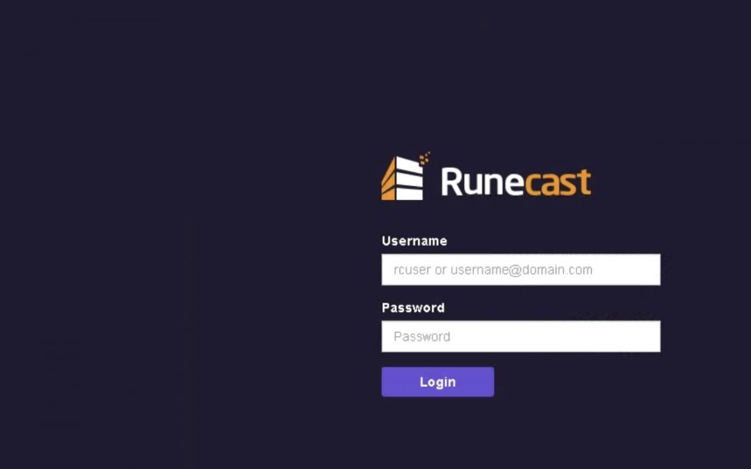 Runecast Analyzer
